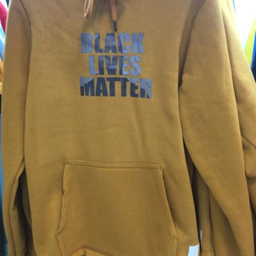 Black Lives Matter Branded Hoodies