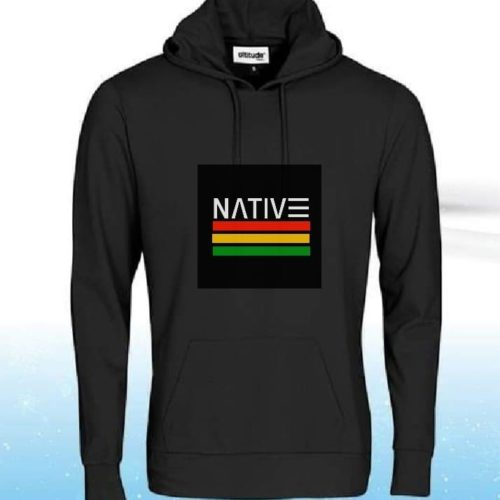 Native Branded Hoodies